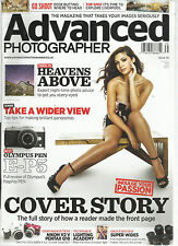 ADVANCED PHOTOGRAPHER, 2013  THE MAGAZINE THAT TAKES YOUR IMAGES * COVER STORY
