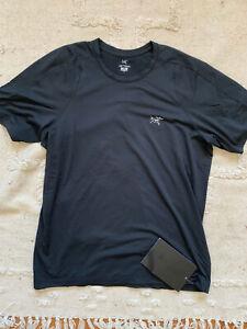 Arc'teryx Cormac Running Shirt - Men's Small ~ $69.00 Black Hiking