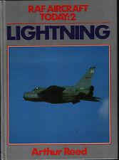 Lightning - RAF Aircraft Today 2  (Ian Allan)
