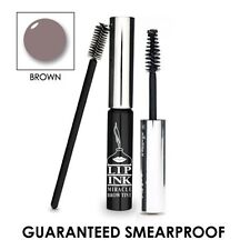 LIP INK Organic  Smearproof Liquid Brow Tint - BROWN