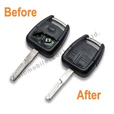 Servicio de restauración para Opel Vauxhall Vectra Signum 3 botón remoto clave de reparación