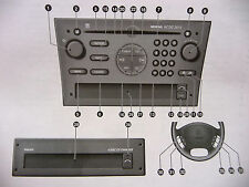 Vauxhall Audio NCDC 2013 SIEMENS  manual Radio Operation Instructions Boo