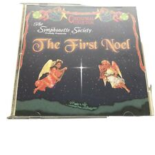 The Symphonette Society Christmas Collection The First Noel CD 1997