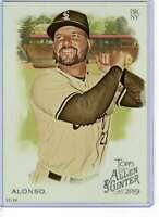 Yonder Alonso 2019 Allen and Ginter 5x7 #264 /49 White Sox