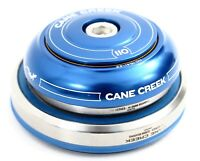 Cane Creek 110 Series integrated headset blue IS42/28.6 IS52/40 upper and lower