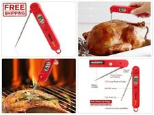 Digital Food Cooking Thermometer ThermoPro Instant Read BBQ Meat Bread Cand