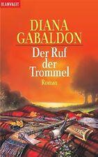 Der Ruf der Trommel: Roman: Band 4 der Highland-Saga von... | Buch | Zustand gut