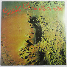 Place Without A Postcard by Midnight Oil, CBS 1981 LP Vinyl Record