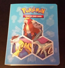 Pokemon HeartGold and SoulSilver 1-Pocket Binder