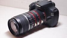 Numérique CANON EF & EFS Fit Super Macro 1.1.mm Auto Focus Lens for 1300D 1200D
