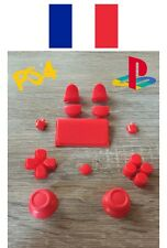 kit bouton ps4 manette controller sony button