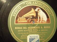 78 GIRI CORPO MUSICALE REGIA MARINA in MARCIA DEL REGGIMENTO S.MARCO LA RITIRATA