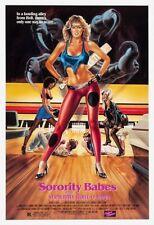 Sorority Babes Movie Poster 24x36 USA Seller
