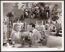 ILONA MASSEY & WALTER PIDGEON Vintage Orig Photo HOLIDAY IN MEXICO sexy actress