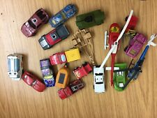 Job Lot Matchbox And Other Cars/ Vehicles/ Helicopters