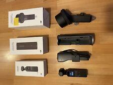 DJI Osmo Pocket Kamera mit 3-Achsen Gimbal und Zubehörpaket