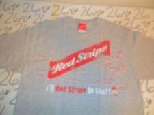 Large- Red Stripe T- Shirt