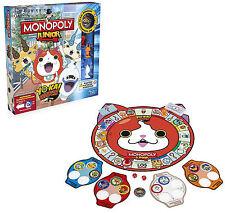 Yokai Watch Monopoly Junior NEU von Hasbro Spiele B6494