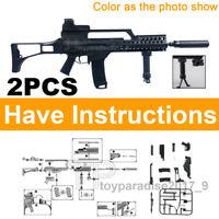 black A32-86 1//6scale DAMTOYS EF024-DESERT EAGLE handgun