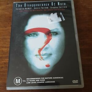 The Disappearance of Nora DVD R4 Like New! FREE POST