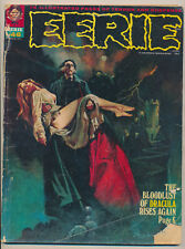 EERIE #46 Comic - March 1973 - Vampire Dracula Horror - WARREN PUBLISHING