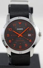 Relojes de pulsera de tela/cuero de día y fecha