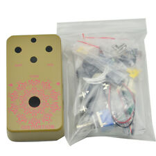 DIY distortion effect pedal all parts with 1590B and distortion PCB free ship