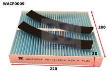 WESFIL CABIN FILTER FOR Nissan Pulsar 1.6L, 1.8L 2000 07/00-2006 WACF0009