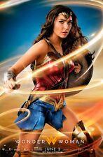 """Wonder Woman - 2017 - Movie - Poster - 11"""" x 17"""" ( T11) - B2G1F"""