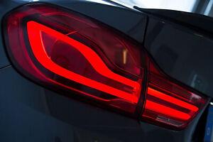 Genuine BMW 4 Series F32 F33 F36 F83 M4 LCI Facelift Rear Lights Taillights LED