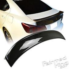 Stock in LA !IS250 IS350 CARBON FIBER FOR Lexus W TYPE REAR TRUNK SPOILER WING