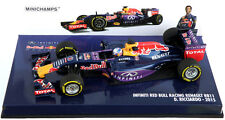 Minichamps Red Bull RB11 #3 Daniel Ricciardo 1/43 Escala de 2015