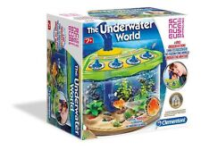 Clementoni The Underwater World: Explore and Observe Fresh Water Fish