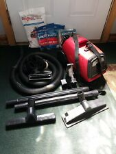Vintage Dirt Devil Can Vac Floor Vacuum Model 2003 Made in USA