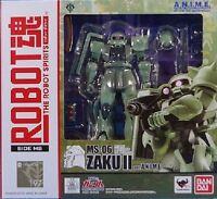 New Bandai Robot Spirits Gundam SIDE MS MS-06 Zaku Ver. Pre-PAINTED