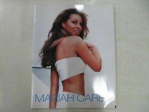 MARIAH CAREY 1998 World Tour CONCERT PROGRAM F/S Rare