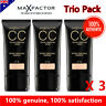 THREE Max Factor CC Color Correcting Cream Instant Complexion Enhancer 30 LIGHT