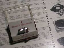 Columbia (CBS) SC-7D Stereo /Mono Phono Cartridge 33/45/78 RPM