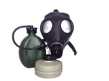 Israeli Gas Mask Military NBC NATO 40 mm Filter With Canteen New Last One!!