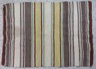 "Vintage Chinle Striped Navajo Blanket, Ca 1970s, 26"" x 36"""