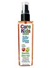 Cure Kids Silly Sérum Brillance Cheveux Croissance Bouclé Friz Démêlant Poux