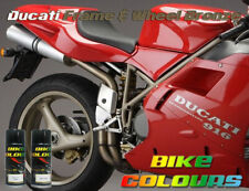 Ducati Spray Paint Kit 916 748 Monster etc Frame Bronze matt.