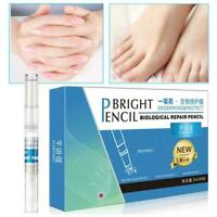 1pc/4pcs Foot Nail Bright Pencil Fungal Treatment Anti Biological Repair O5R7