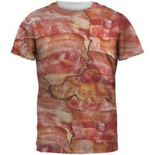 Bacon Sublimated Adult T-Shirt