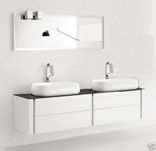Bathroom Vanity - Modern Bathroom Vanity Set - Double Sink - Blanc II - 59""
