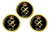 Mer Cadets SCC Seamanship Badge Marqueurs de Balles de Golf