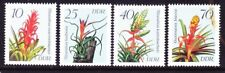 Germany DDR 2656-59 MNH 1988 Flowering Plants Complete Set of 4
