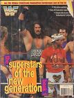 WWF Magazine The Superstars of the New Generation Book 1 GD 072616DBE