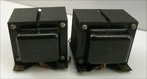 Pr Scott Tube Amplifier TRA-11-2 Output Transformers 299C 299D LK48 208