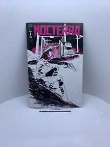 NOCTERRA  #1 1:50 ARIELA KRISTANTINA VARIANT COVER IMAGE COMICS 2021